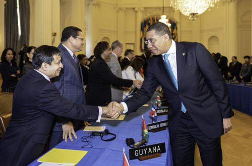 PM 20 - Guyana